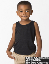 TODDLER LA Apparel Tri-Blend Tank Top #TR1008