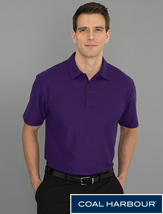 Coal Harbour Pique Sport Shirt #S4011