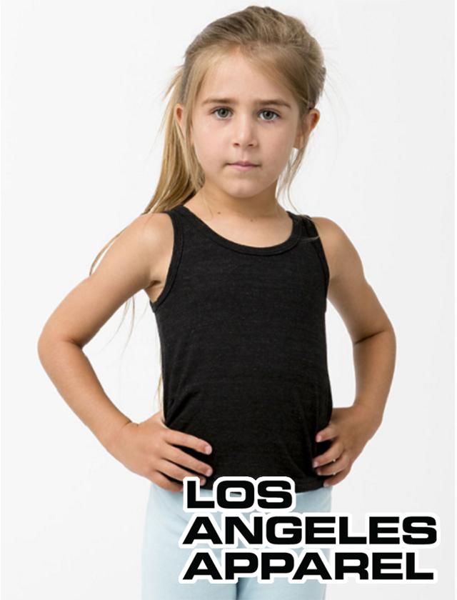YOUTH LA Apparel Tri-blend Tanktop #TR2008