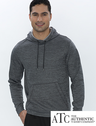 ATC Dynamic Heather Fleece Hoodie #F2033