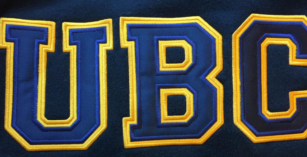 UBC shirt