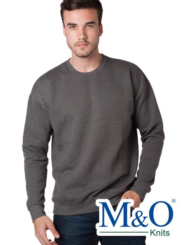 M&O Unisex Crewneck Sweatshirt #3340