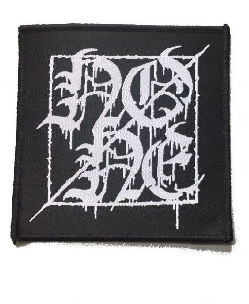 Square Woven Patches