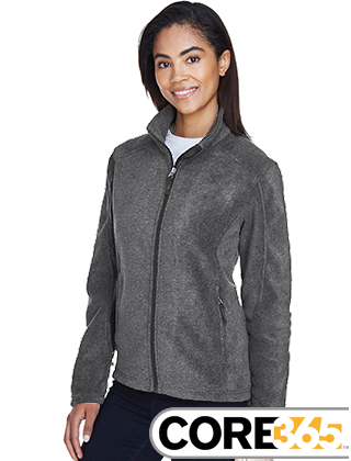 Core 365 Ladies Journey Fleece Jckt #78190