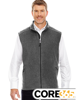 Core 365 Men's Journey Fleece Vest #88191
