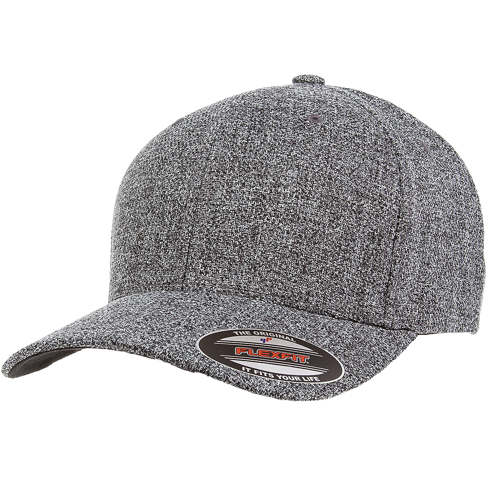 Flex Fit Melange Hat #FF6355