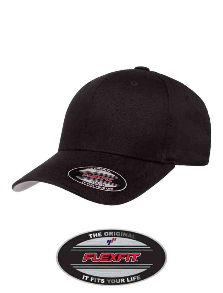 YOUTH Flex Fit Cotton Blend Hat #FF6277Y