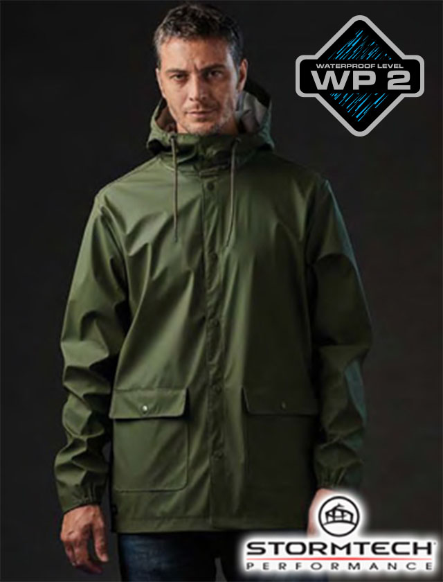 Stormtech Waterfall Rain Jacket #WRB-2