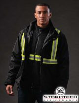 Stormtech HD 3-in-1 Reflective Jacket #XLT-4R