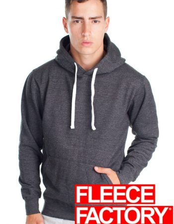 Fleece Factory 50/50 Fashion Fit Pull-Over Hoodie #MR900