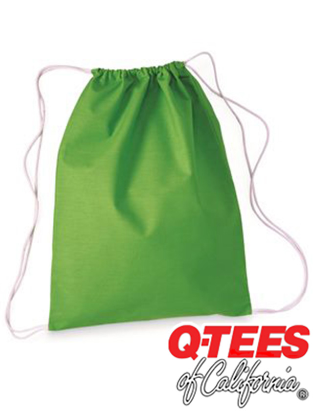 Q-Tees Cotton Economical Cinch Pack #Q4500
