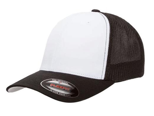 Printing on Mesh Back Hats