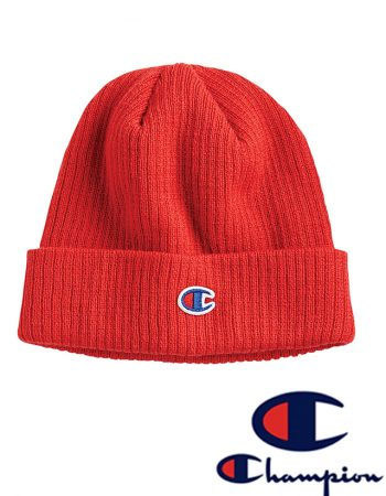 Champion Cuffed Rib Knit Toque #CS4003