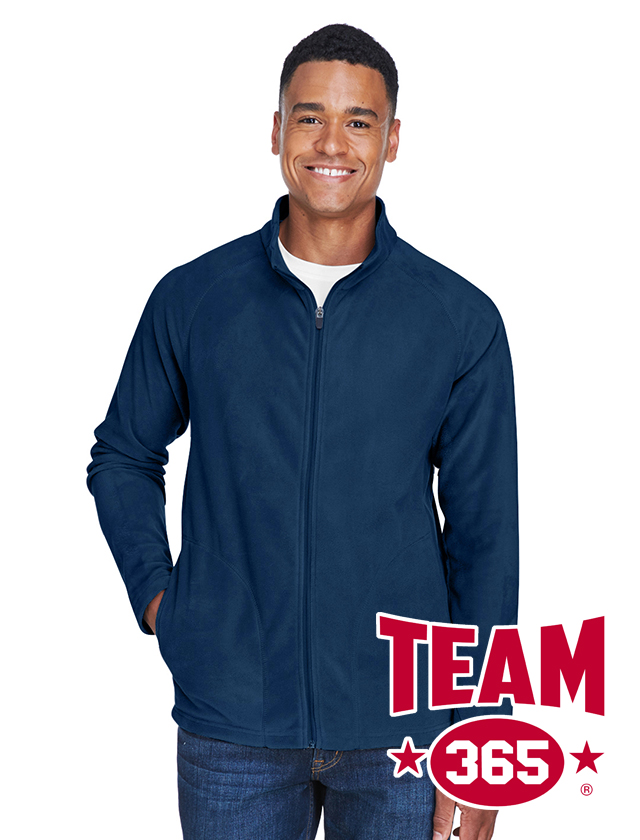 Team 365 Men's Campus Microfleece Jacket #TT90