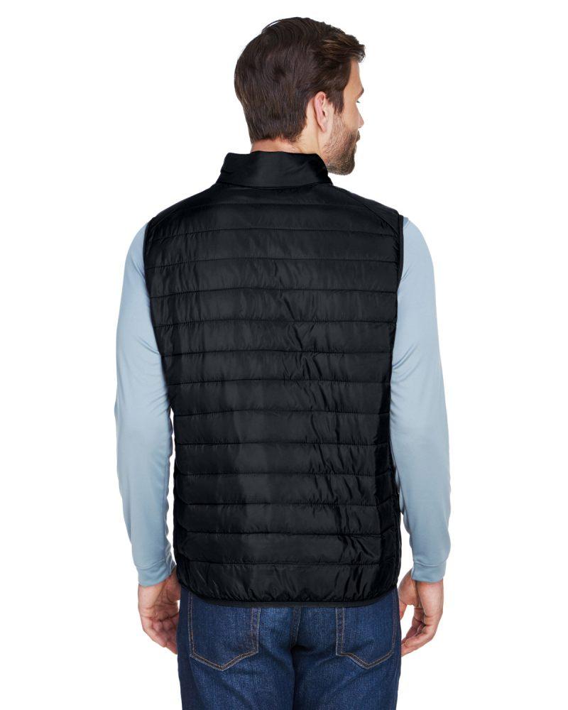 Core 365 Men's Prevail Packable Puffer Vest #CE702