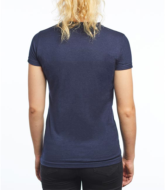 M&O Ladies Gold Soft Touch T-shirt #4810