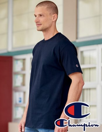 Champion Adult Short-Sleeve T-Shirt #T525C