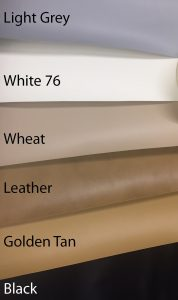 leather patch colours available