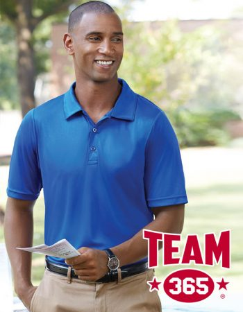 Team 365 Men's Zone Performance Polo #TT51