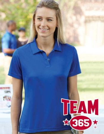 Team 365 Ladies' Zone Performance Polo #TT51W
