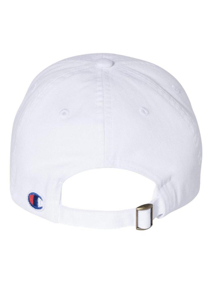 Champion Washed-Twill Dad's Cap #CS4000