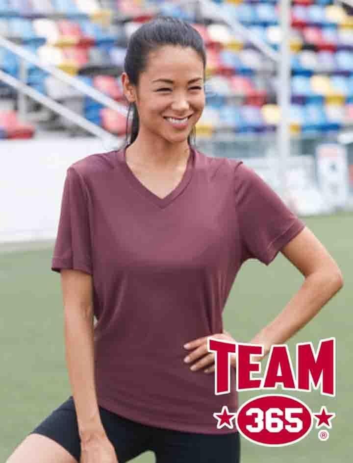 Team 365 Ladies Zone Performance T-Shirt #TT11W