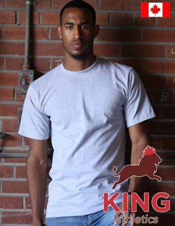 King Super Weight Jersey Short Sleeve T-Shirt #KF900