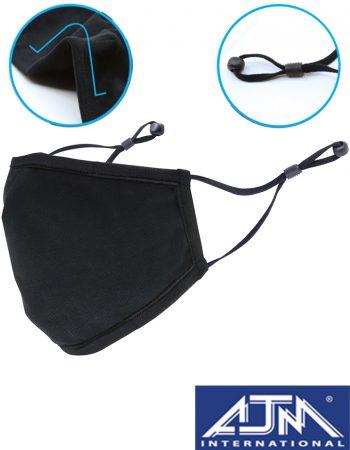 AJM Metal Nose Clip Adjustable Mask #MK0020
