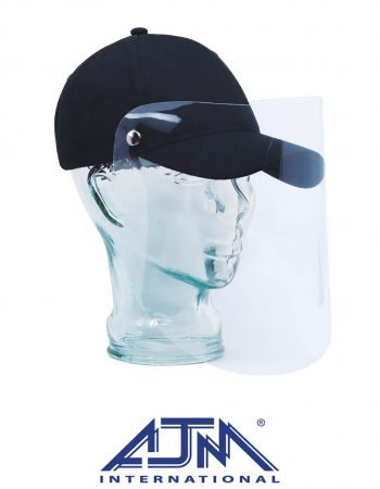 AJM Hat with Face Shield #5000M
