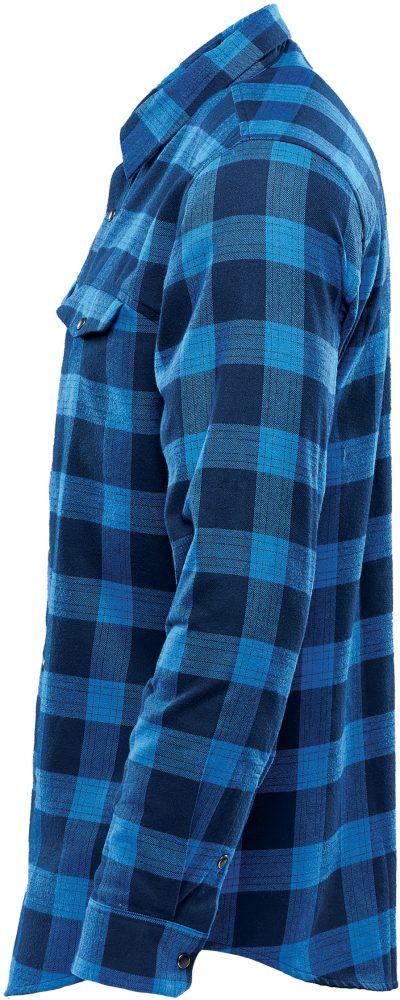 Stormtech Men's Logan Snap Front Flannel #SFX-1