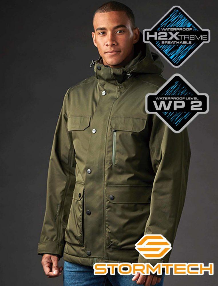 Stormtech Zurich Thermal Jacket – ANX-1