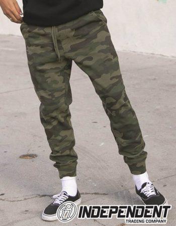 Independent Midweight Fleece Pants #IND20PNT