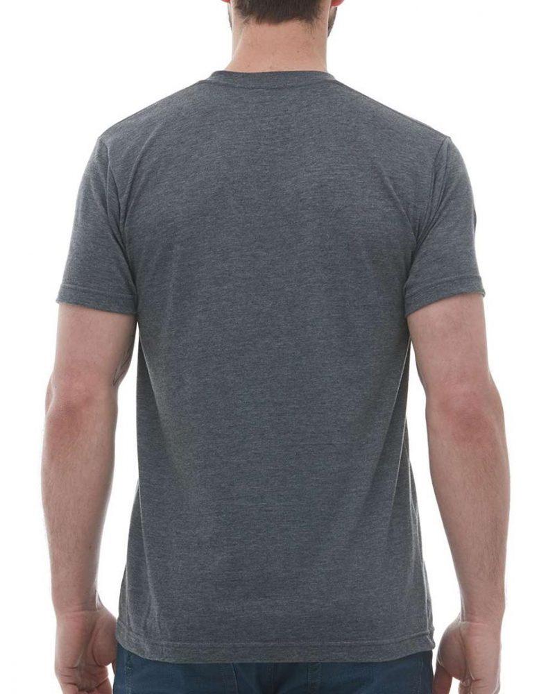 M&O Fine Blend V-Neck T-Shirt #3543