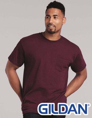 Gildan Ultra Cotton Pocket T-Shirt #2300