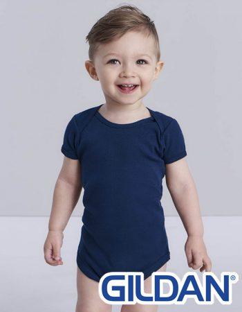 Gildan Softstyle Infant One Piece #64ZEE